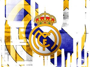 Escudo chido del Real Madrid