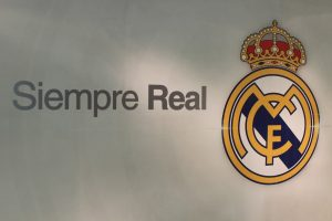 Fotos del escudo del Real Madrid