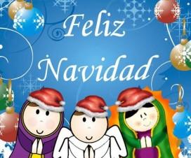 Feliz navidad para Facebook y todos mis amigos