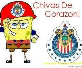 Caricaturas de las Chivas