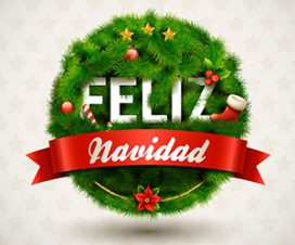Feliz día navidad