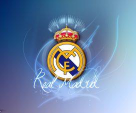 Fondo de pantalla escudo del Real Madrid