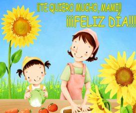 Postales y tarjetas para el día de las madres